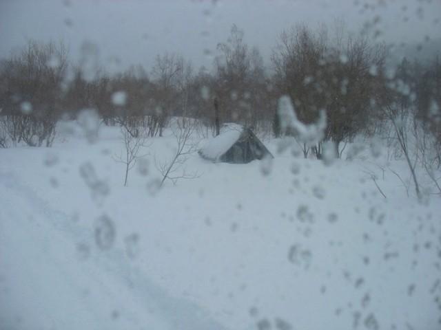 Охотничий домик под Бобровой горой. 2х2+печка+
