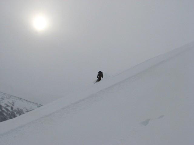 Сноубордисты жгли...