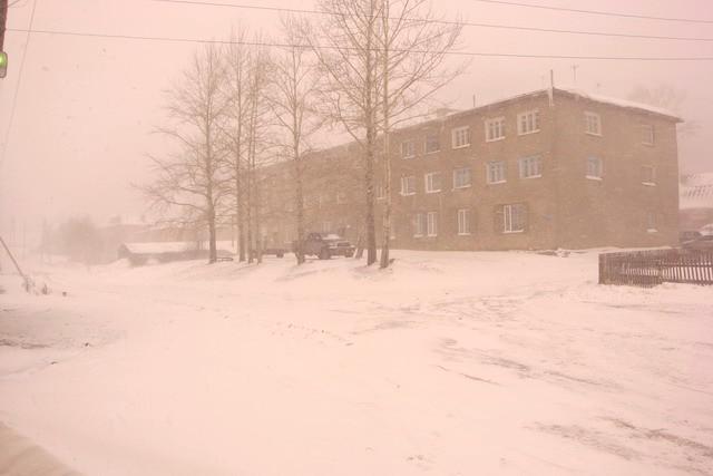 Снегоходчики были!