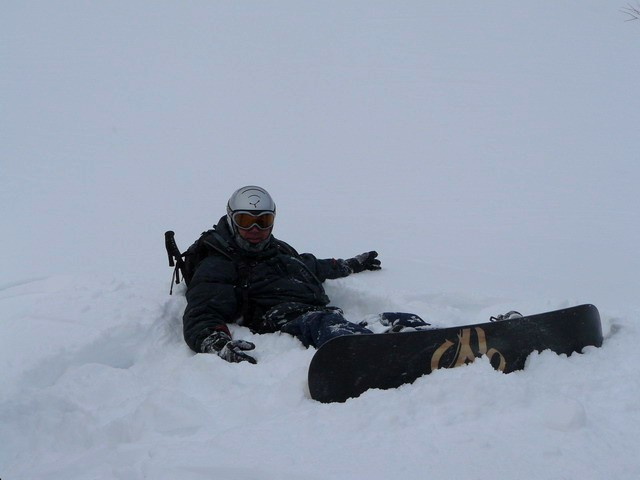 Снег можно мерить буквально всем! Как т