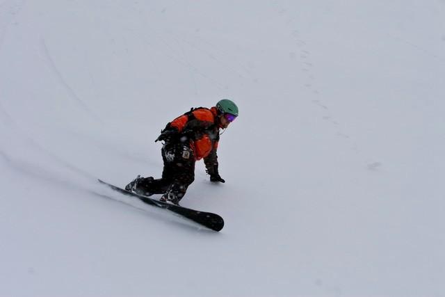 Сноубординг от Стасяна