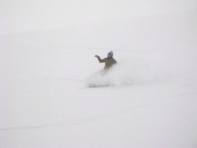 Ну и проноз снова радует своими снежин