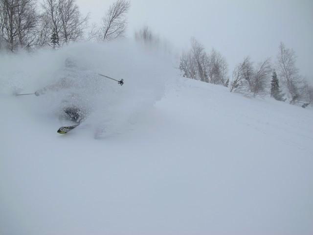 8 марта в ПРИ пришел буран и отлично скрасил каталку! Снег и
