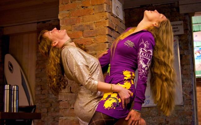 13-17 февраля 2012 годаПриисковыйФото: Мария Громова и Алекс