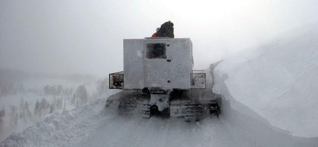 Pri Spring Snowcat Camp.Для ценителей фрирайда, сноукэ