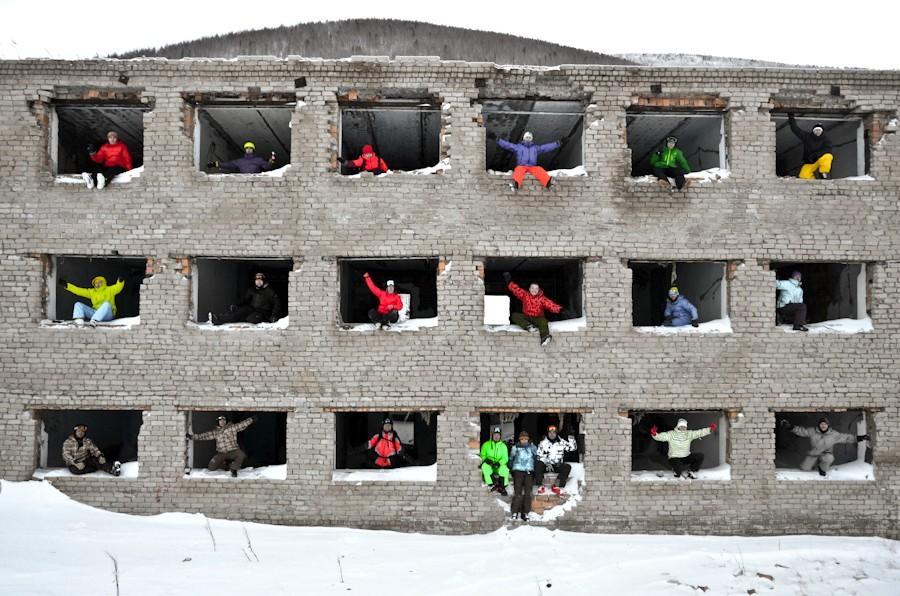 Отмороженные-2012 Отморозки