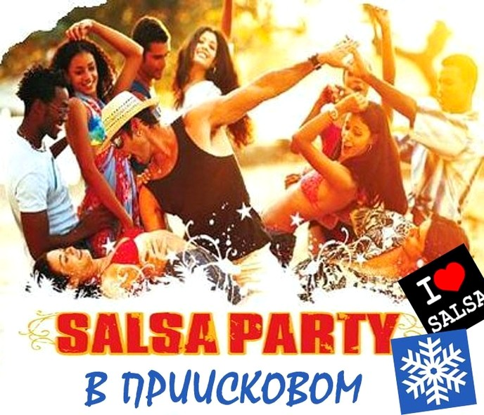 Salsa Week